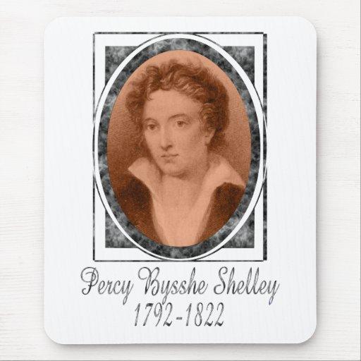 Percy Bysshe Shelley Alfombrillas De Ratón