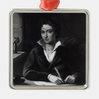 Percy Bysshe Shelley, grabado por Guillermo Holl Ornamente De Reyes