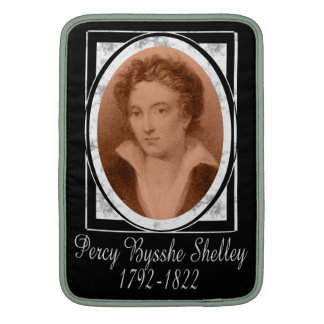 Percy Bysshe Shelley MacBook Air Sleeve