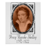 Percy Bysshe Shelley Posters