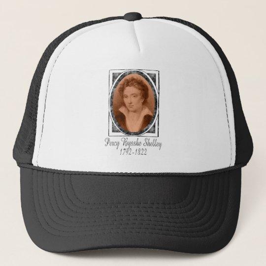 Percy Bysshe Shelley Trucker Hat