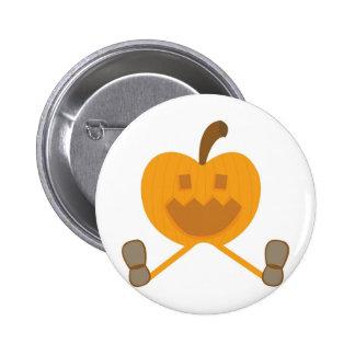 Percy Pumpkin Buttons