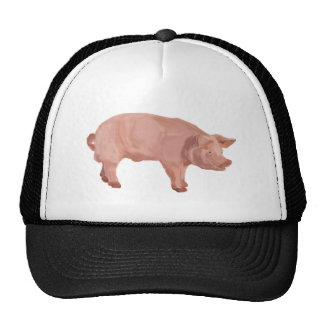 Percy the Pig Trucker Hat