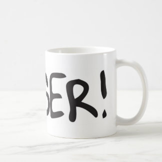 perdedor taza de café