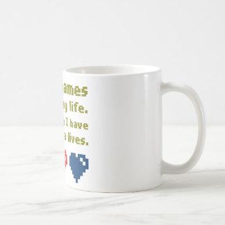 perdedor tazas de café