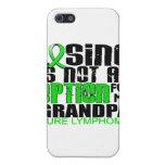 Perder no al abuelo del linfoma de la opción iPhone 5 cárcasa