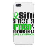 Perder no al cuñado del linfoma de la opción iPhone 5 protector