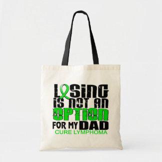 Perder no al papá del linfoma de la opción bolsas