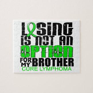 Perder no el linfoma Brother de la opción Puzzle