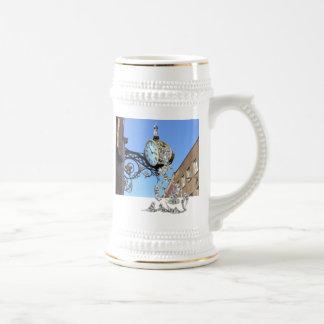 Perder tiempo y el dinero tazas de café