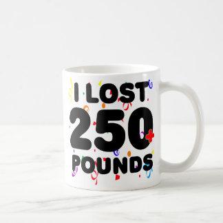 Perdí 250+ Libras de fiesta Tazas
