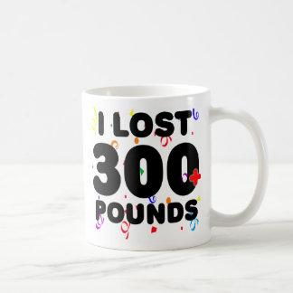 Perdí 300+ Libras de fiesta Taza De Café