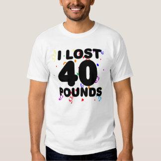 Perdí 40 libras de fiesta playera