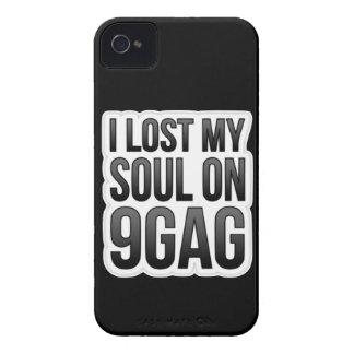 Perdí mi alma en 9GAG - Blackberry 9700/9780 iPhone 4 Funda