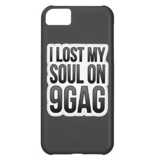 Perdí mi alma en 9GAG - caso del iPhone 5
