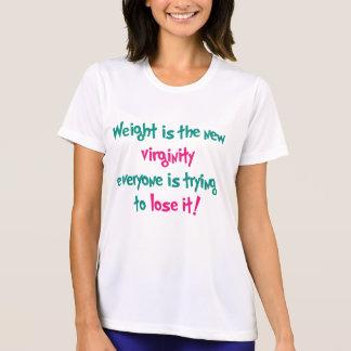 Pérdida de peso divertida - el peso es el nuevo Vi Remeras
