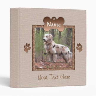 Pérdida del perro - monumento del perro (beige)