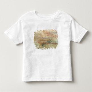 Perdido a todos espere el bergantín, c.1845-50 playera de bebé