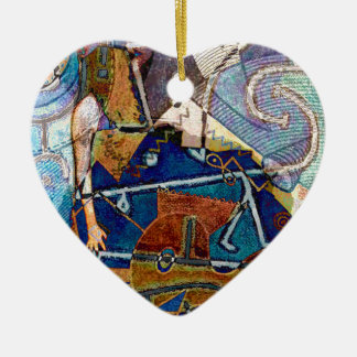 PERDIDO EN ESTE DÍA MODERNO LOVE.jpg Adorno De Cerámica En Forma De Corazón