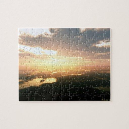 Perdido en los cielos puzzle
