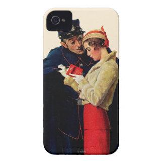 Perdido en París iPhone 4 Case-Mate Coberturas