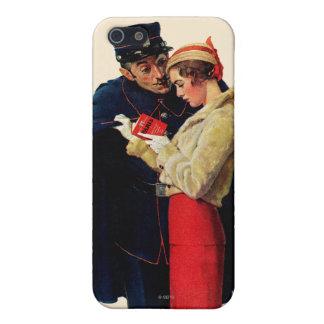 Perdido en París iPhone 5 Carcasas