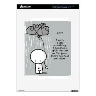 PERDIDO iPad 3 SKINS