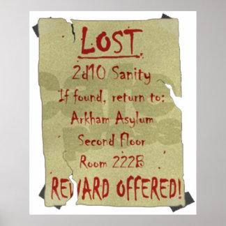 Perdido Poster