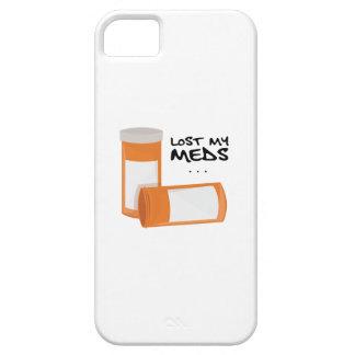 Perdió mi Meds iPhone 5 Case-Mate Carcasa