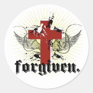 perdonado etiquetas