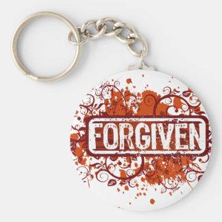 Perdonado Llavero