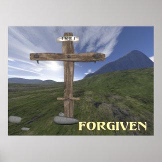 Perdonado Póster