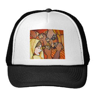 Perdone el gorra del camionero de los pecados