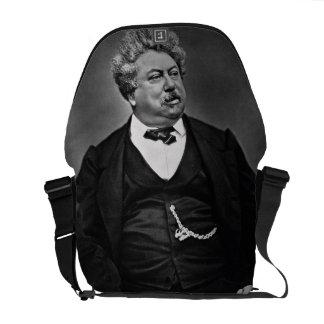 Pere de Alejandro Dumas (1802-70), de 'Galerie Con Bolsa Messenger