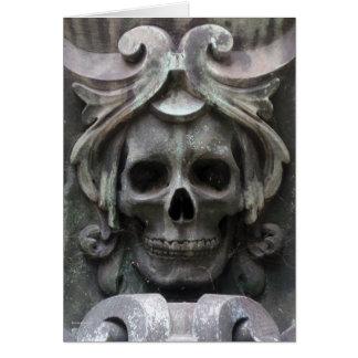 Père Lachaise Cemetery 2 Card