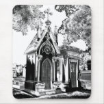 Pere Lachaise Mouse Pad