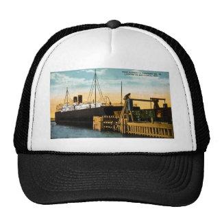 Pere Marquette Car Ferry No 18, Manitowoc Trucker Hat