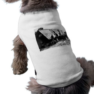 Pere Marquette Railway Freight Wreck Tee
