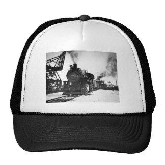 Pere Marquette Steam Engine 2170 Trucker Hat