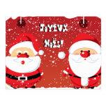 Père Noël Santa Claus cartes postales Postcard