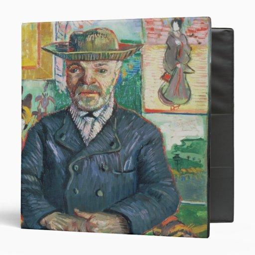 Pere Tanguy, 1887-88 3 Ring Binder