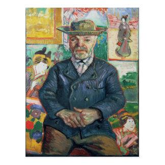Pere Tanguy, 1887-88 Postal