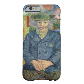 Pere Tanguy (padre Tanguy), 1887-88 (aceite en Funda De iPhone 6 Barely There