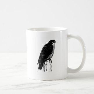 Peregrine Falcon (illustration) Coffee Mug