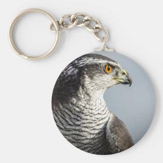 Peregrine Falcon Keyring Keychain