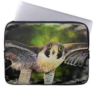 Peregrine Falcon Computer Sleeves