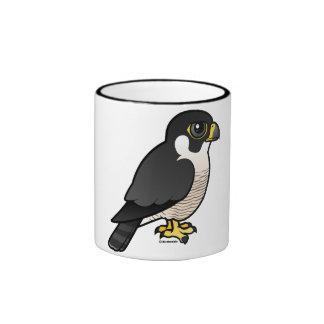 Peregrine Falcon Coffee Mugs