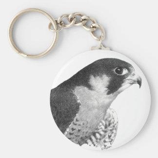 Peregrine Falcon-Pencil Keychain
