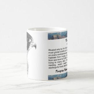 Peregrine Falcon-Pencil Mugs