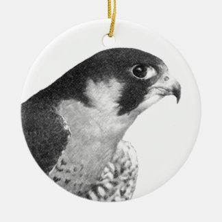 Peregrine Falcon-Pencil Ornaments